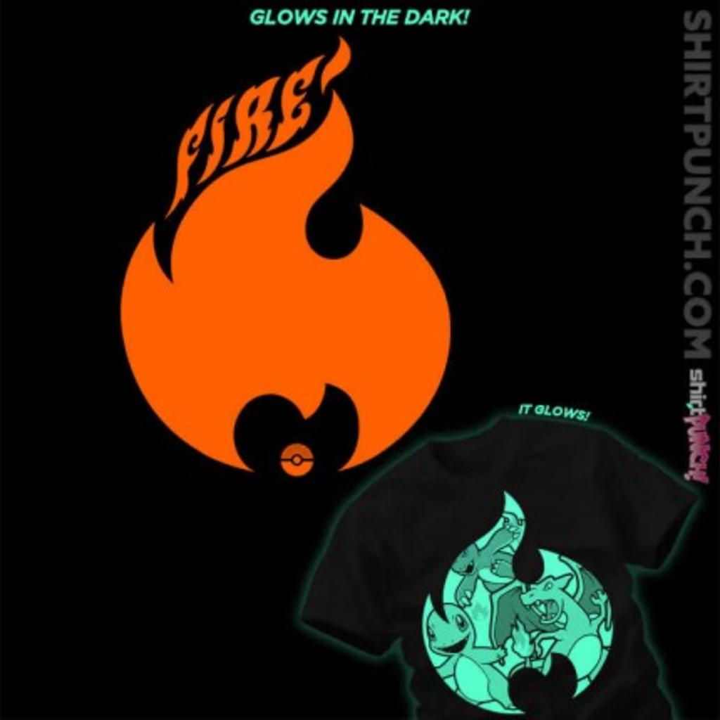 ShirtPunch: Fire Type