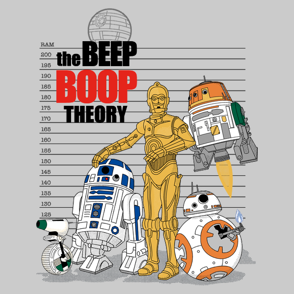 NeatoShop: Beep Boop Theory