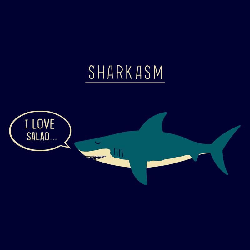 Pampling: Sharkasm