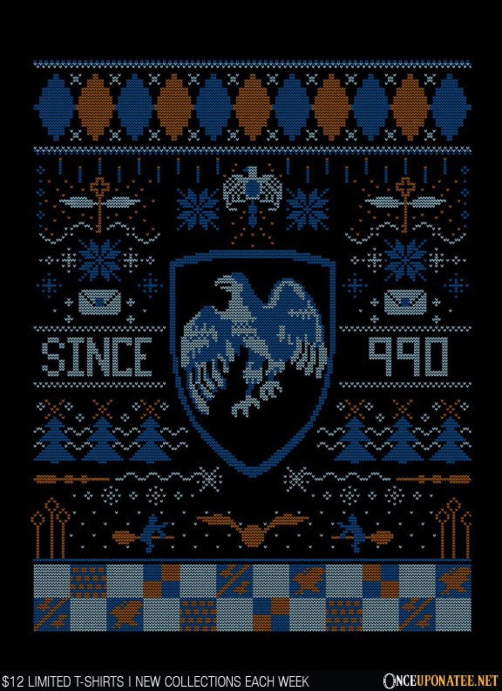 Once Upon a Tee: Ugly Eagle Sweater