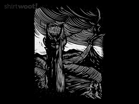 Woot!: Engraved Landscape