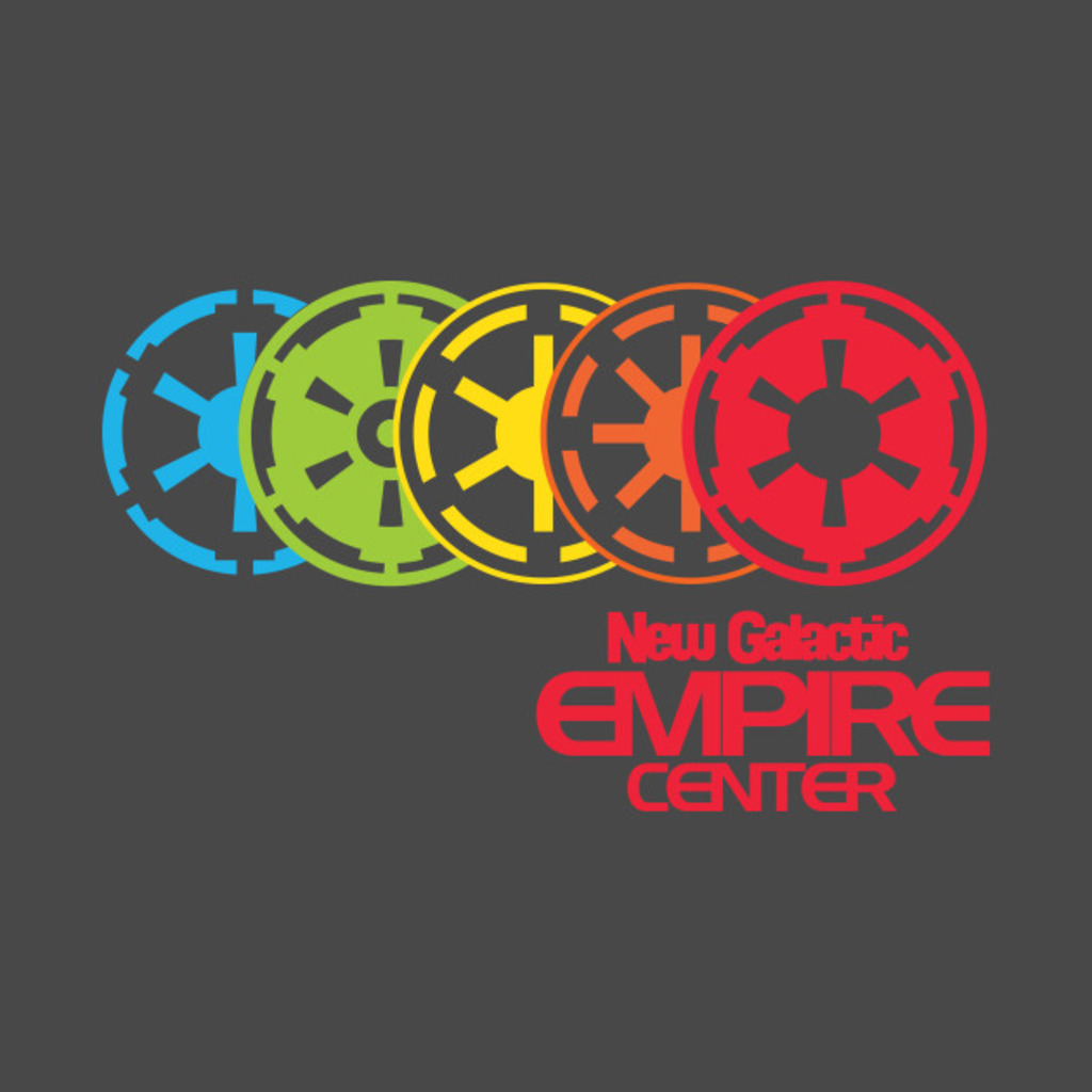TeePublic: Empire Center T-Shirt
