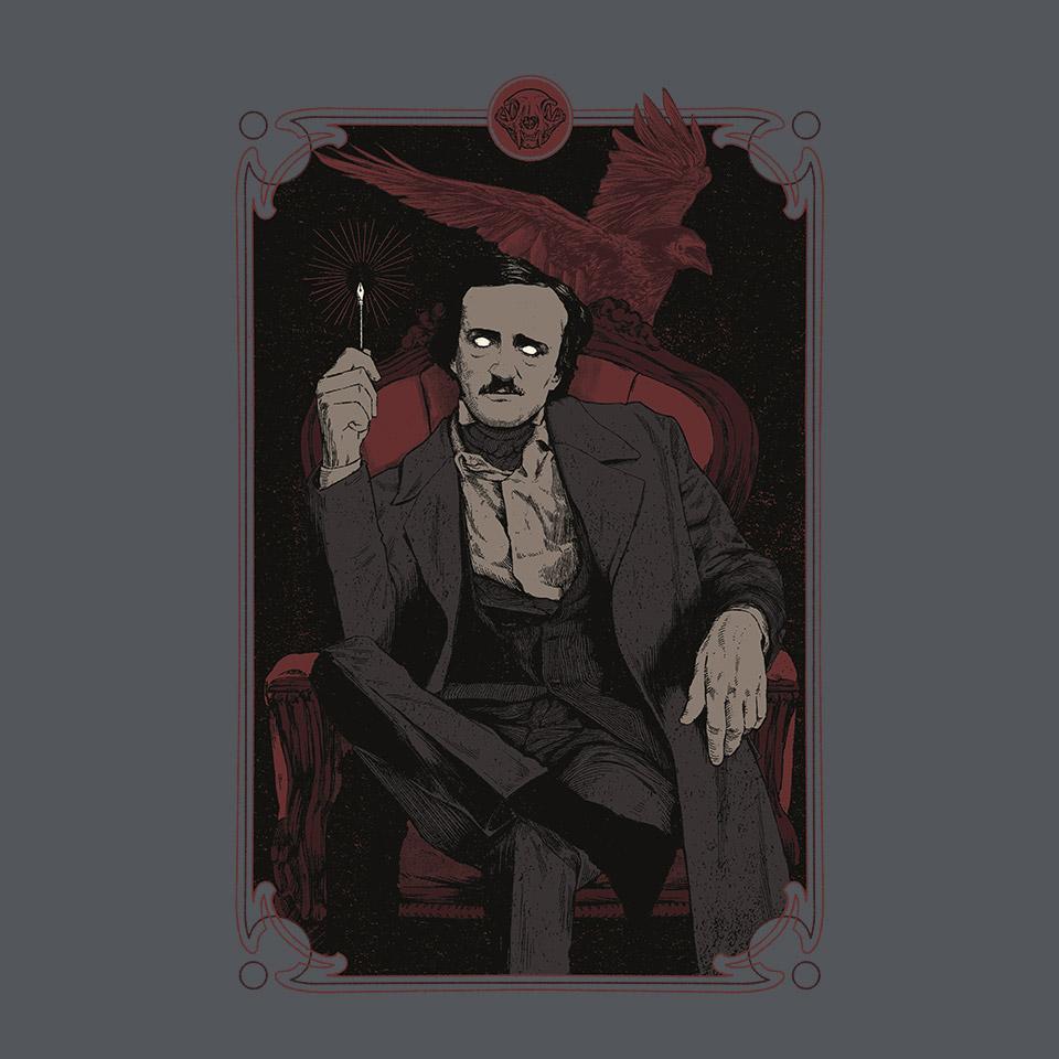 TeeFury: Poe
