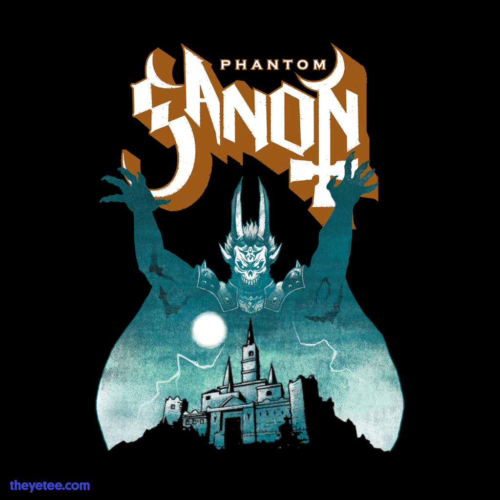 The Yetee: Ghost of Darkness