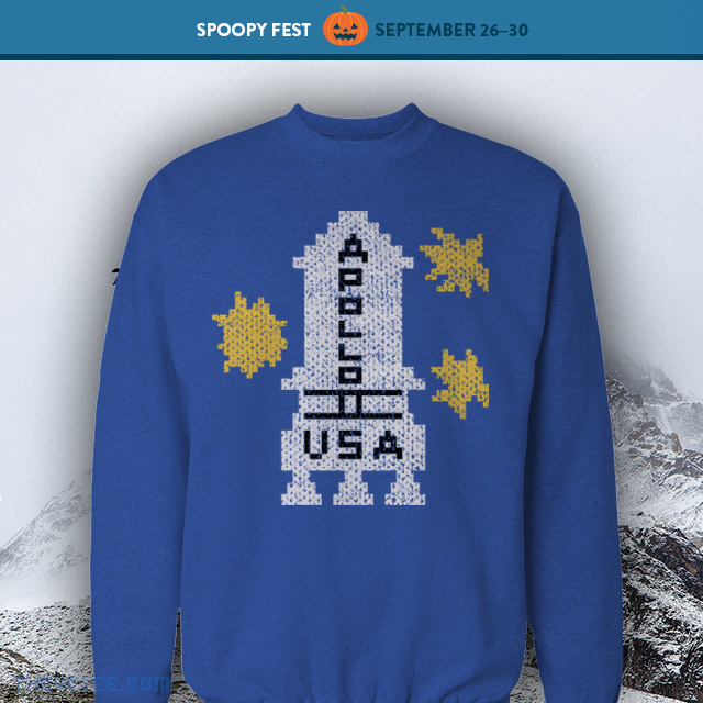 The Yetee: Danny's Sweater