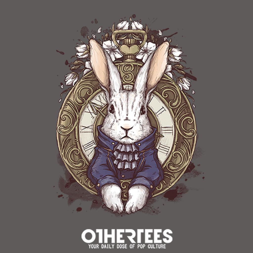 OtherTees: The White Rabbit