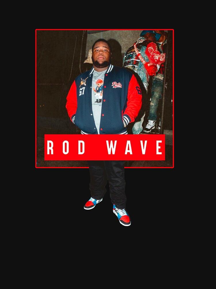 RedBubble: Rod Wave Rod Wave Shirts Rod Wave merch Rod Wave apparel Rod Wave Sticker Rod Wave hoodie