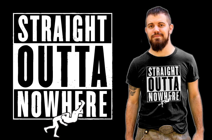 Top Rope Tuesday: Straight Outta Nowhere