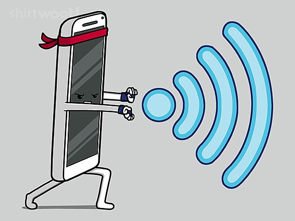 Woot!: WiFi-douken