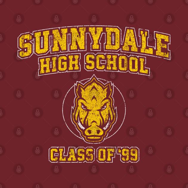 TeePublic: Sunnydale High School Class of '99
