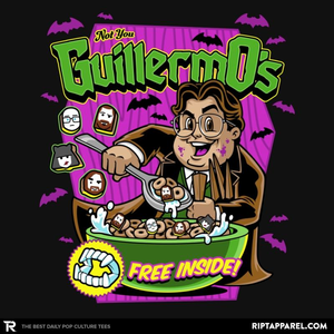 Ript: GuillermO's Cereal