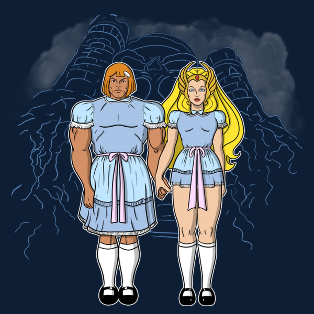 NeatoShop: The Grayskull Twins