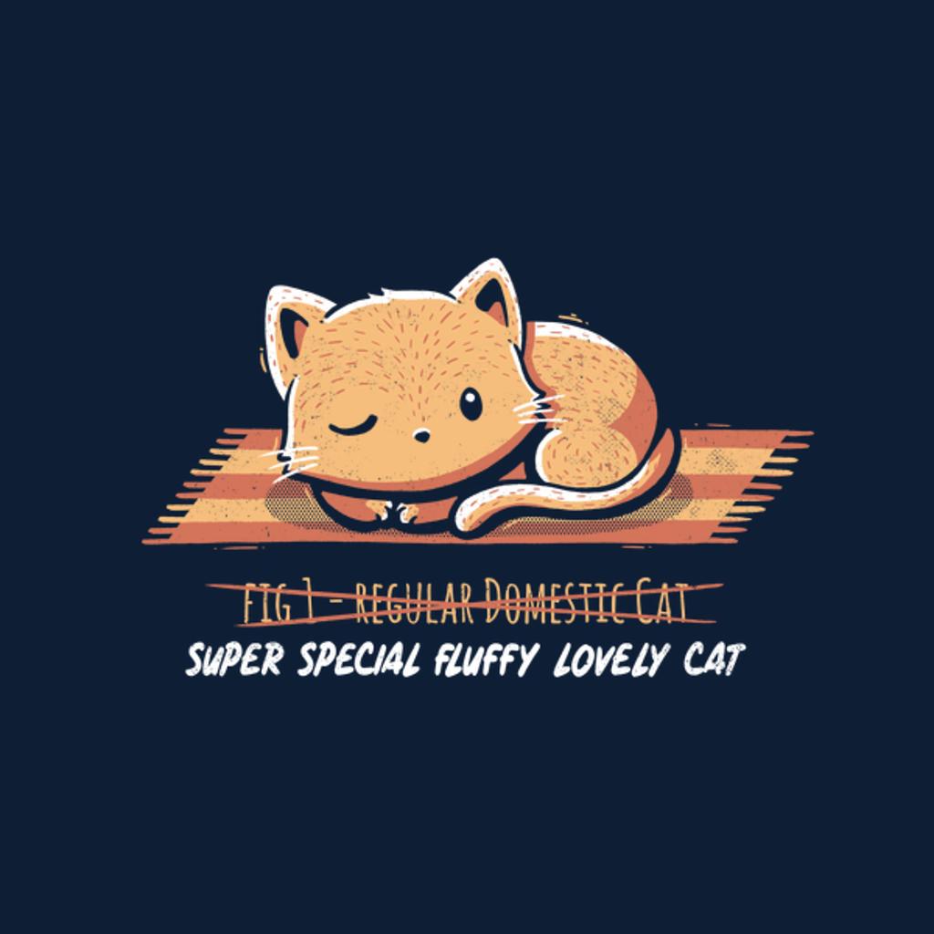 NeatoShop: Not a Regular Domestic Cat