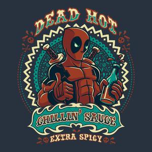 Pampling: Dead Hot Chillin' Sauce