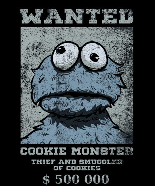 Qwertee: Wanted...