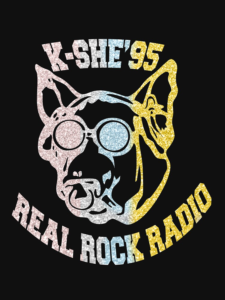 RedBubble: REAL ROCK Rare Punk Sweetmeat Stoner Pig St. Louis Rock n Roll Radio Station