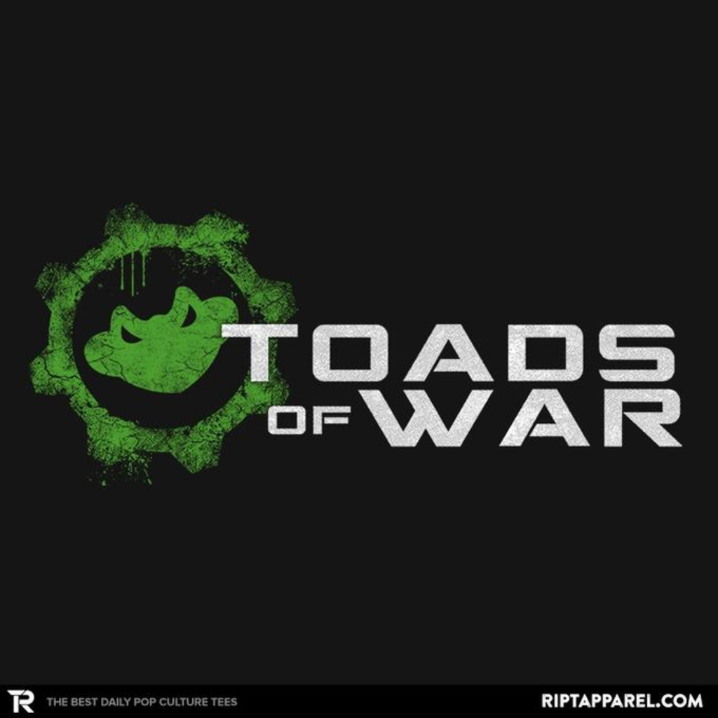 Ript: Toads of War