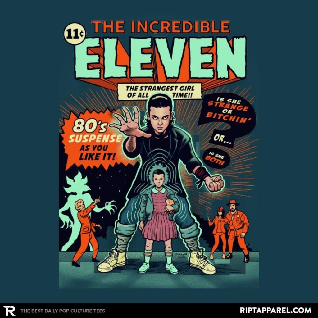 Ript: Incredible Eleven