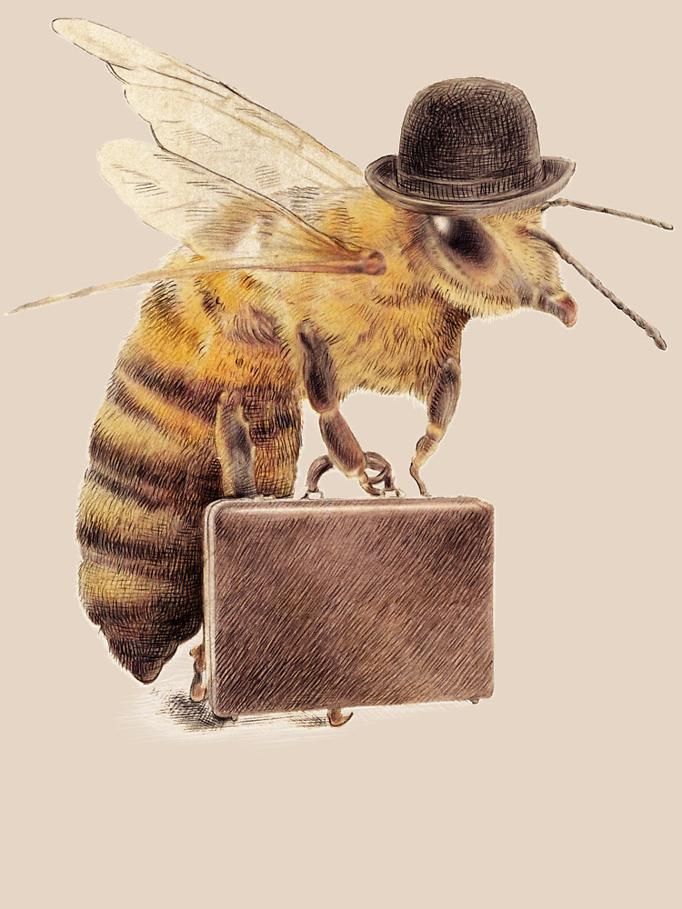 RedBubble: Worker Bee