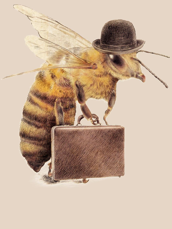 RedBubble: Worker Bee
