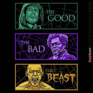 ShirtPunch: The Good, The Bad, And The Beast