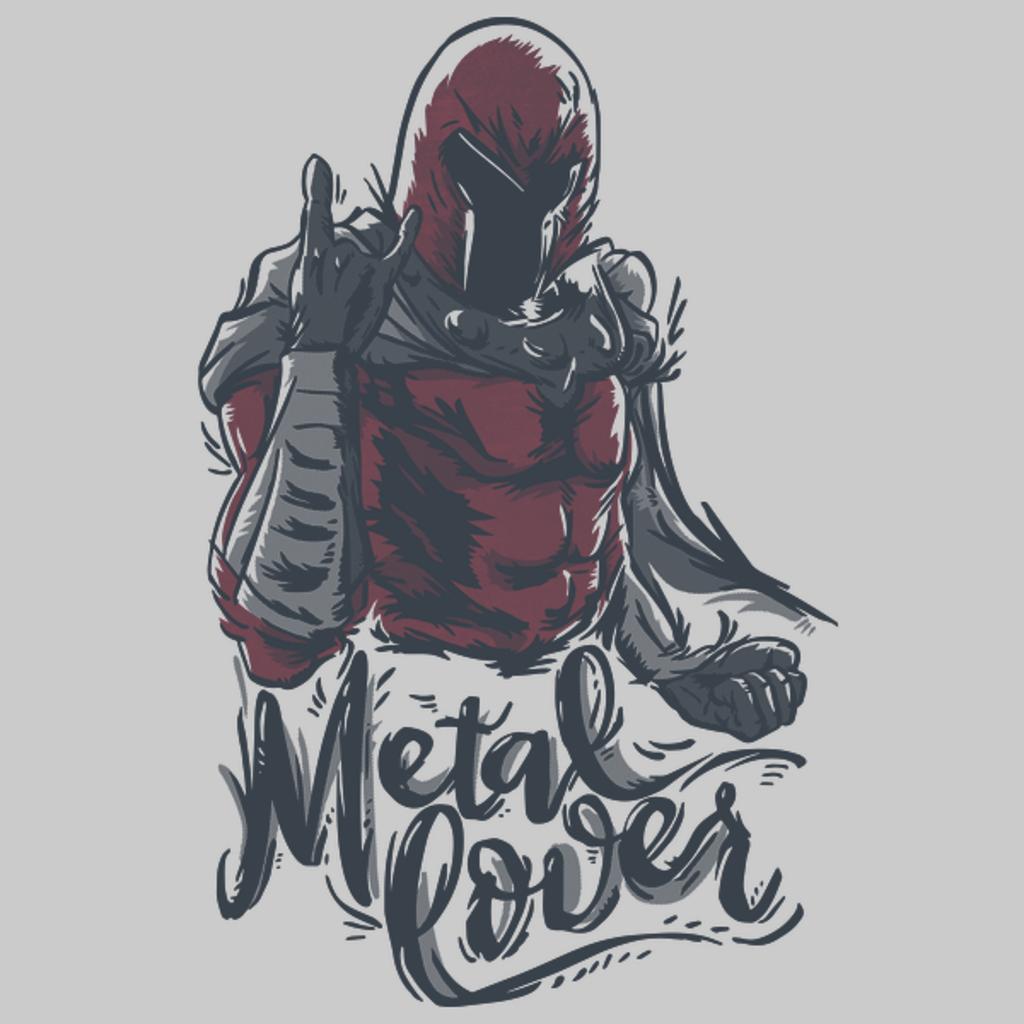 NeatoShop: METAL LOVER - 3