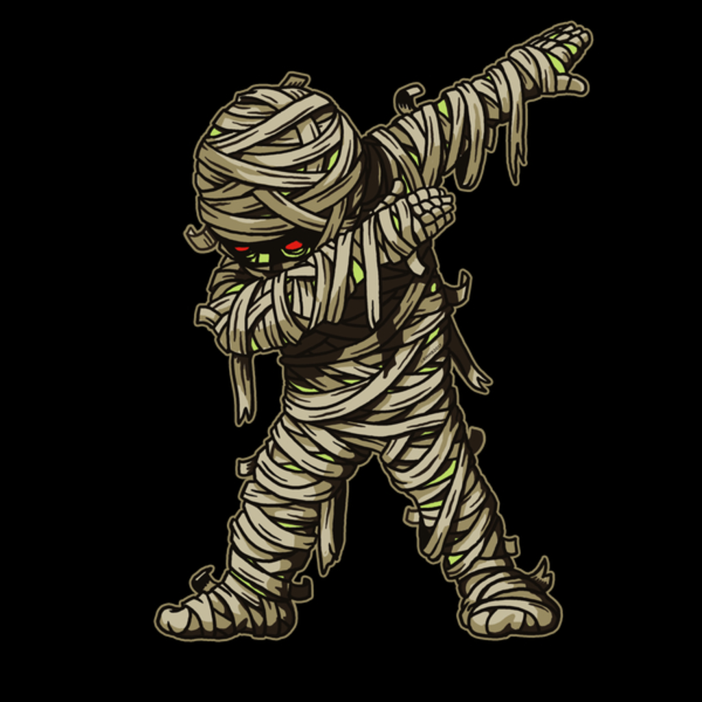 NeatoShop: Dabbing Mummy