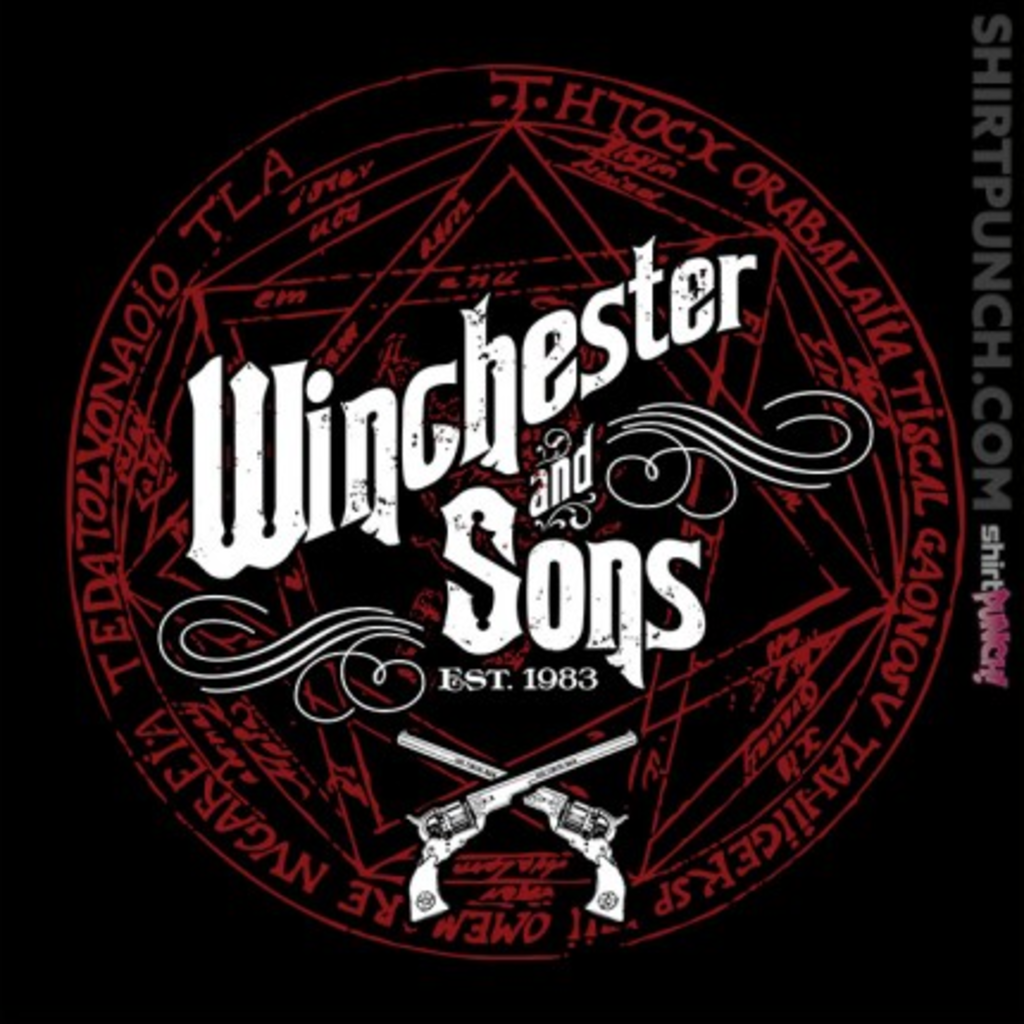 ShirtPunch: Winchester And Sons