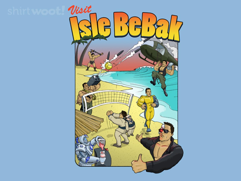 Woot!: Visit Isle Beback - $15.00 + Free shipping