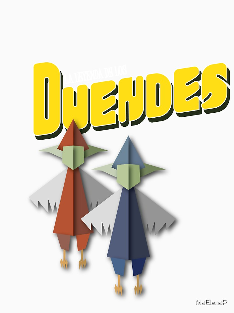 RedBubble: The legend of Duendes