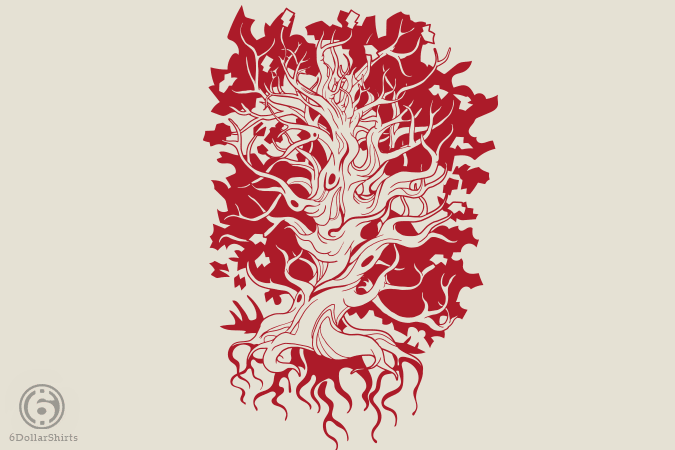 6 Dollar Shirts: Tree of Life