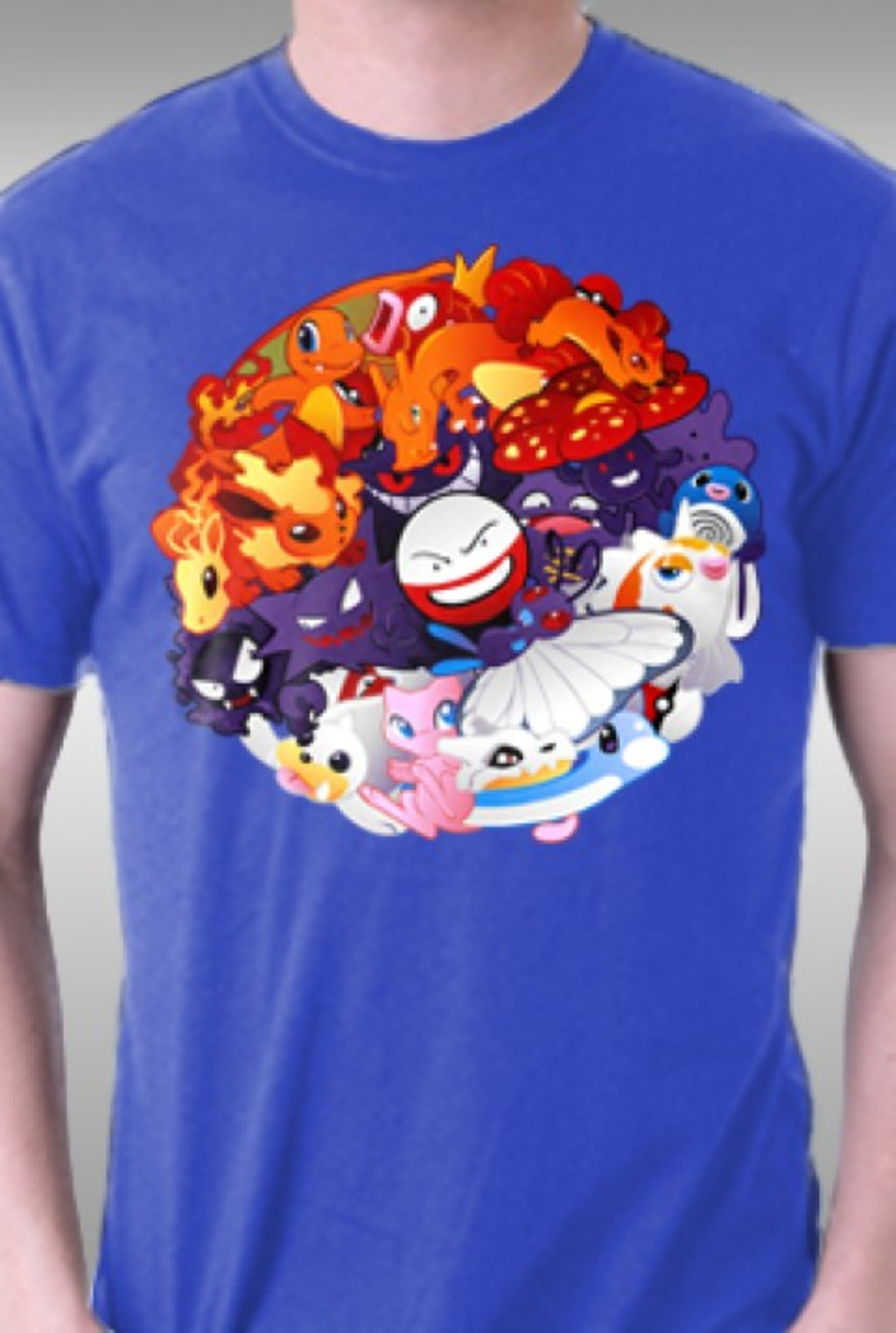 TeeFury: Gotta Catch 'Em Ball