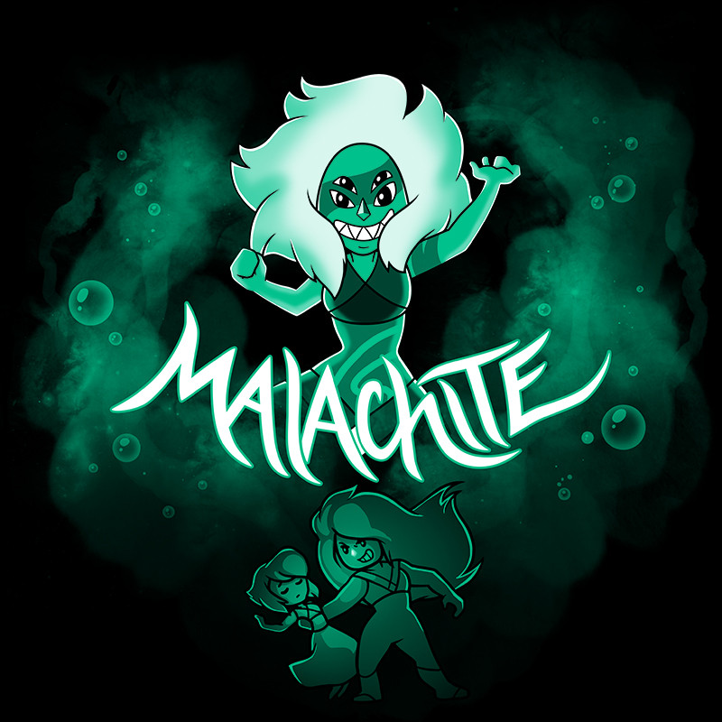 TeeTurtle: Malachite