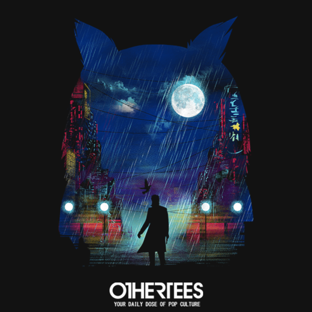 OtherTees: Tears in the Rain