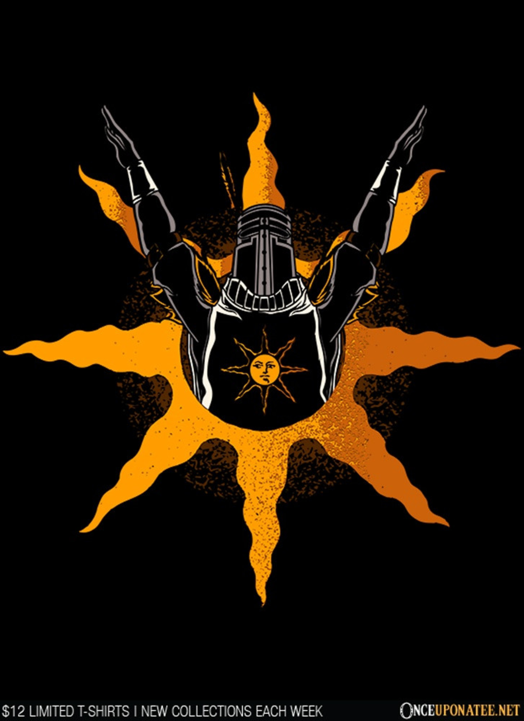 Once Upon a Tee: Symbol of the Sun
