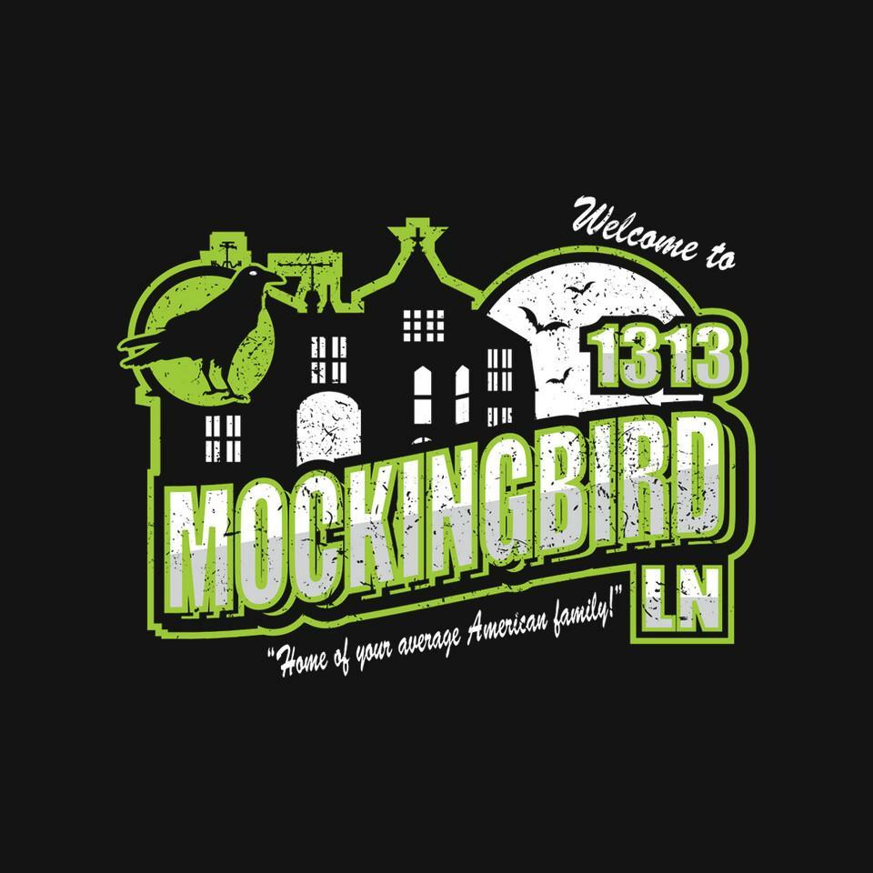 TeeFury: Welcome To Mockingbird Lane