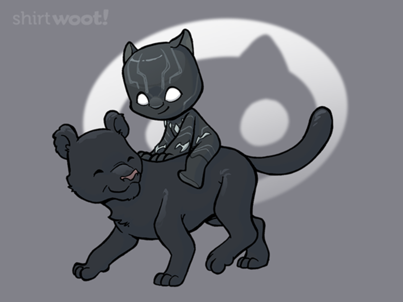 Woot!: Panther Power - $15.00 + Free shipping