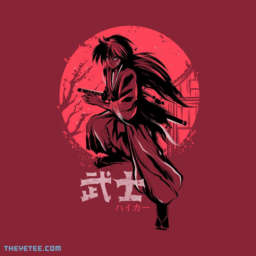 The Yetee: Samurai X