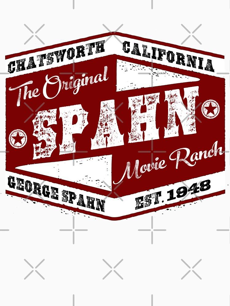 RedBubble: Original Spahn Movie Ranch Design Manson Family