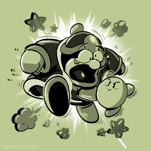 The Yetee: DeDeDefeated