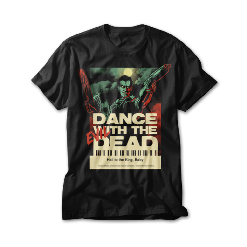 OtherTees: Dance with the Evil Dead