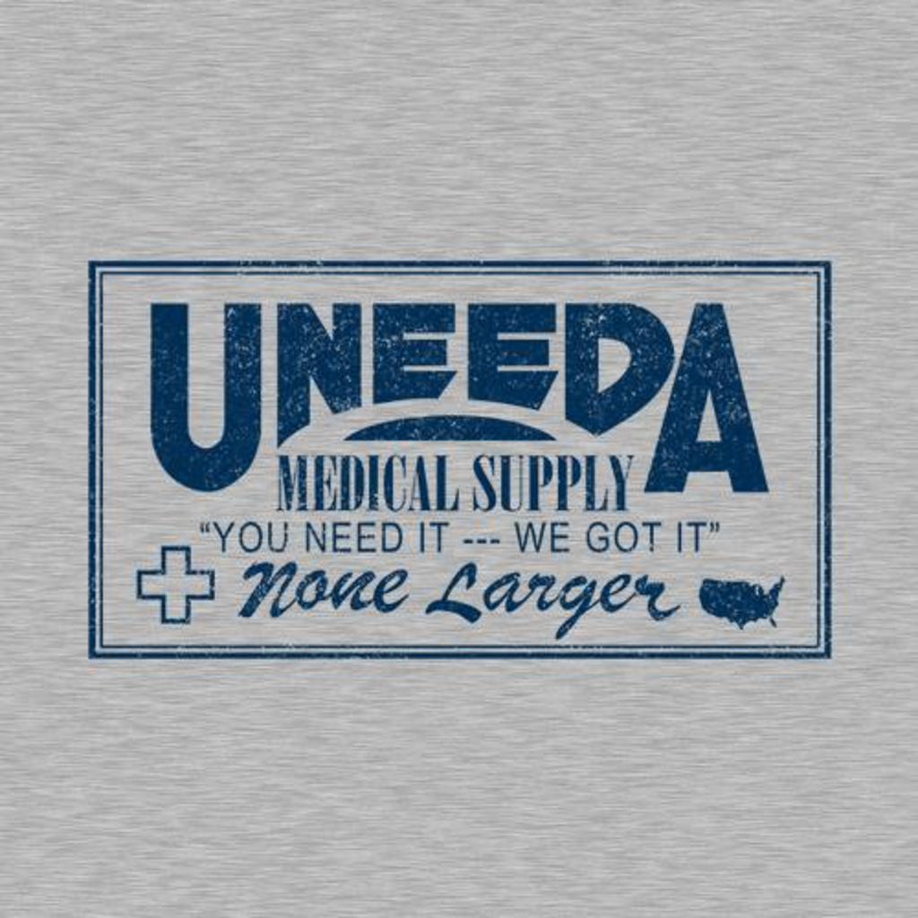 Five Finger Tees: Uneeda Medical Supply T-Shirt