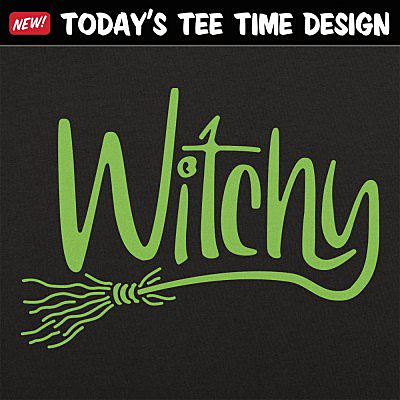 6 Dollar Shirts: Witchy