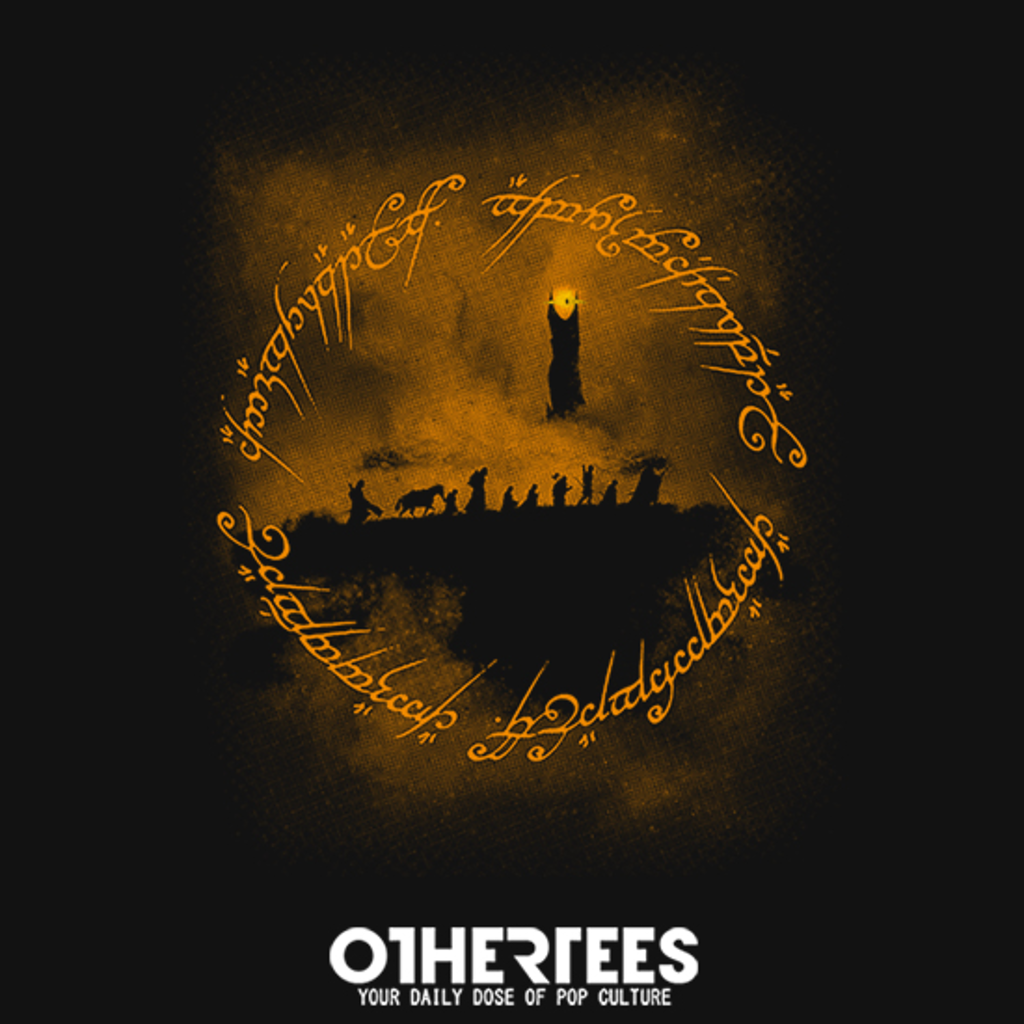 OtherTees: The Walking Lord