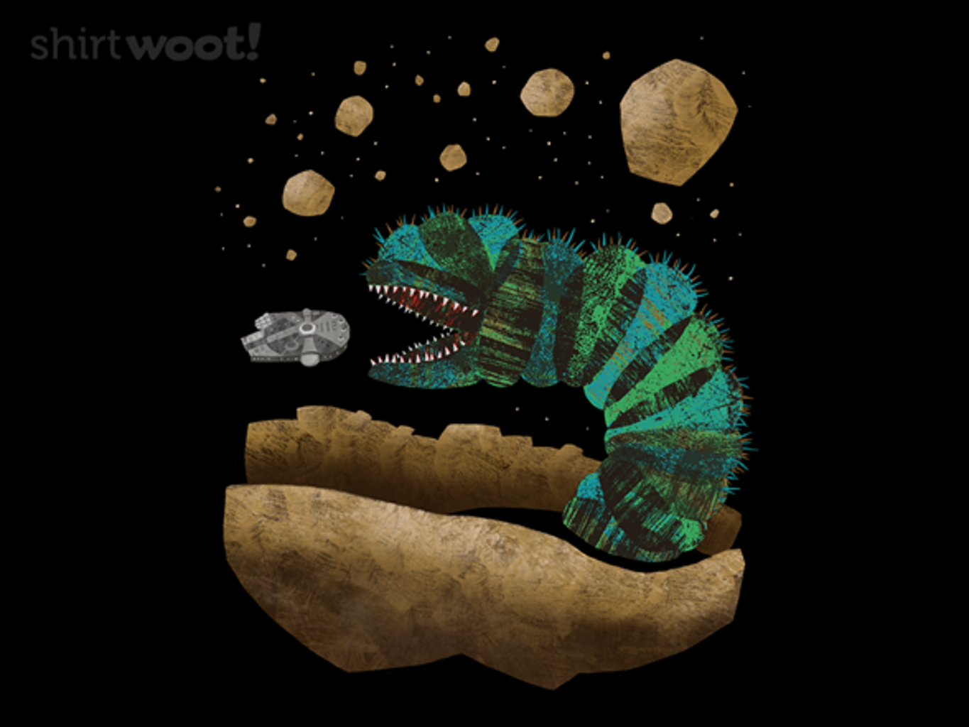 Woot!: The Very Hungry Exogorth