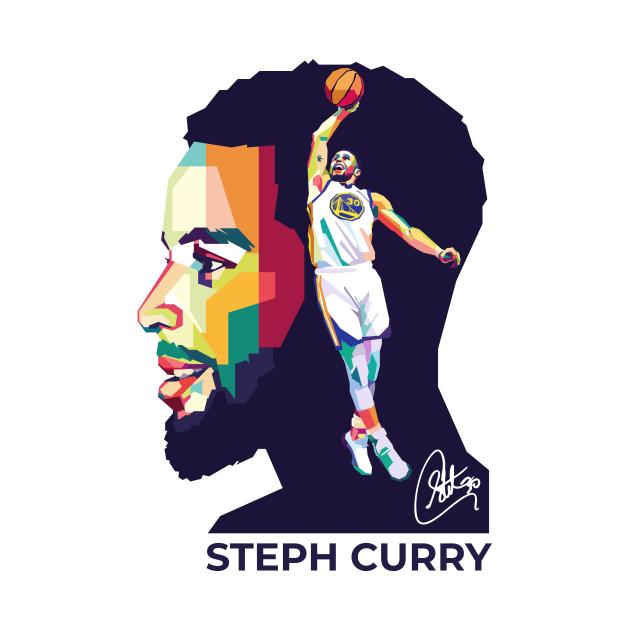 TeePublic: Stephen Curry