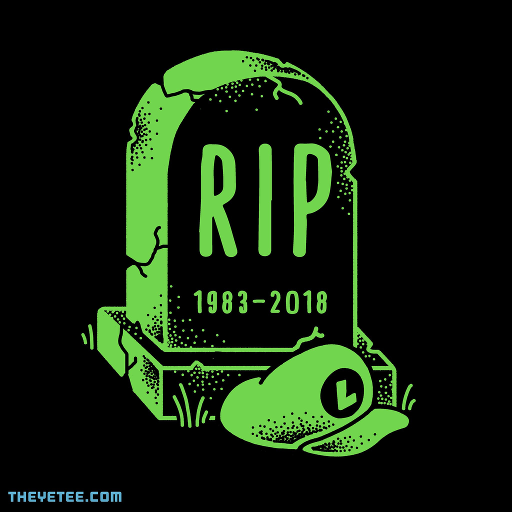 The Yetee: RIP
