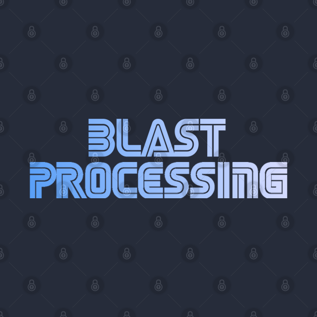 TeePublic: Blast Processing