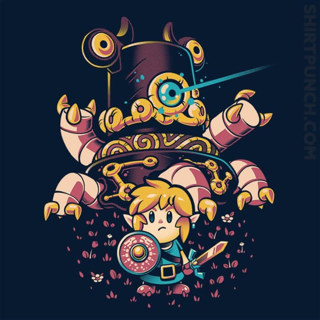 ShirtPunch: Hero's Awakening