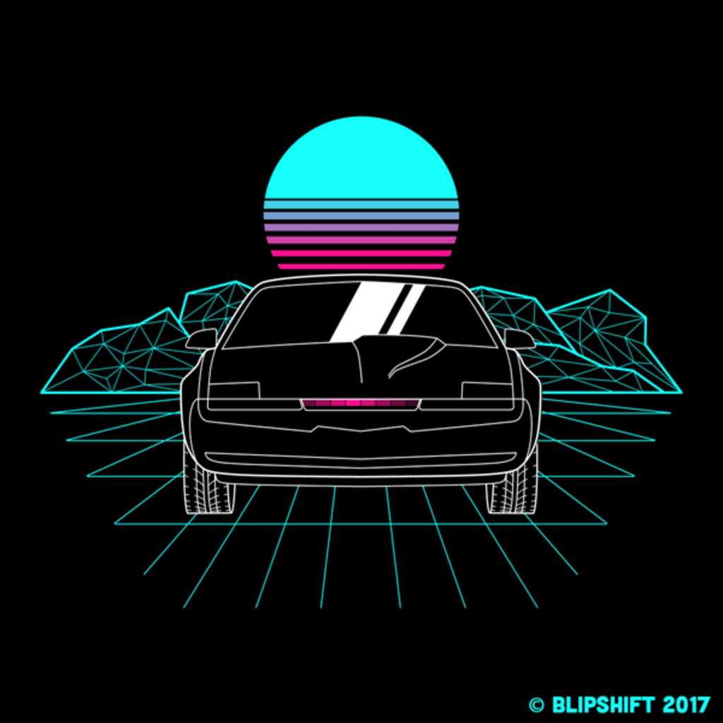 blipshift: Hoff The Grid